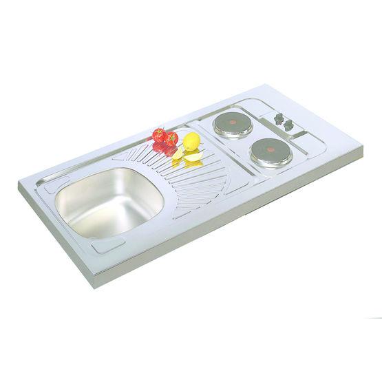 Évier cuisinette à poser CPAE/CPAT