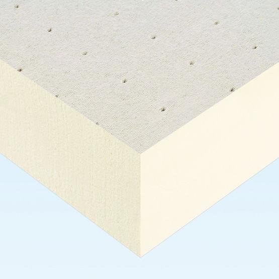 Panneaux isolants en mousse rigide pour toitures terrasses - Enlever mousse terrasse beton ...