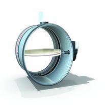 clapet coupe feu circulaire isone ap circulaire aldes. Black Bedroom Furniture Sets. Home Design Ideas