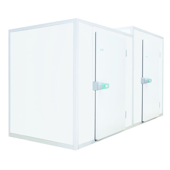 Chambres froides modulables