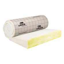 Isolant en laine de verre en plaque ou rouleau produits for Ursa laine de verre