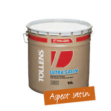 Peinture de finition d'aspect satiné | Ultra'Satin