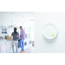 Thermostat connecté autonome sans fil