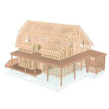 tous les produits en logiciel de construction bois de a doc page 1. Black Bedroom Furniture Sets. Home Design Ideas