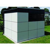 abri de jardin en b ton aspect bois abri de jardin chapron leroy. Black Bedroom Furniture Sets. Home Design Ideas