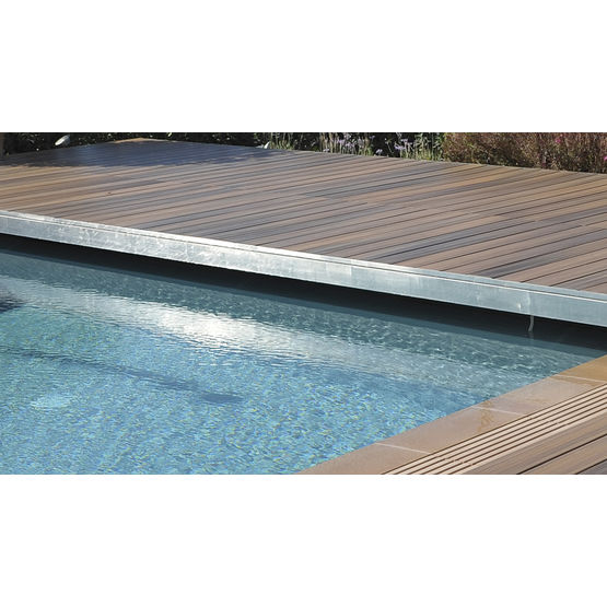 Cornière de finition pour terrasse en bois  Fiberdeck (Fiberon)