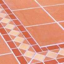 Carreaux de terre cuite en cinq teintes pour int rieur et for Deposer du carrelage mural