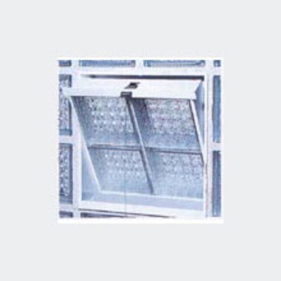 Châssis basculant pour briques de verre - Saverbat