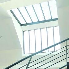 Fen tre de toit produits du btp for Chassis fixe de toit