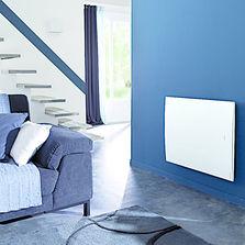 radiateurs lectriques inertie produits du btp. Black Bedroom Furniture Sets. Home Design Ideas