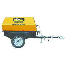 Compresseur d'air diesel 6 bar 2 000 l/mn
