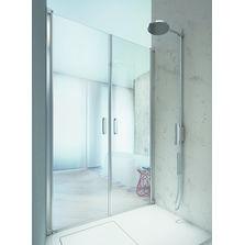 Parois de douche avec porte battante produits du btp for Porte vitree douche