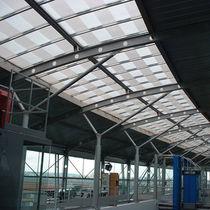 Everlite concept fournisseur btp - Couverture toiture legere ...