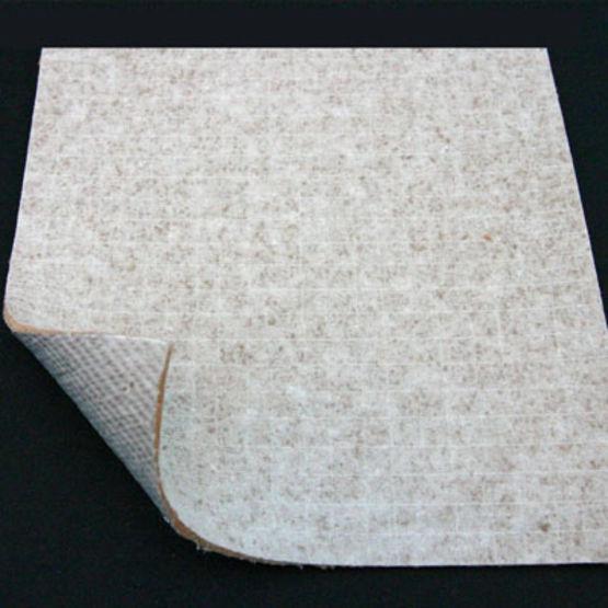 Sous couche isolante mince base de fibres de bois agglom r es pour sols granofibre - Dalle verte sous couche isolante ...