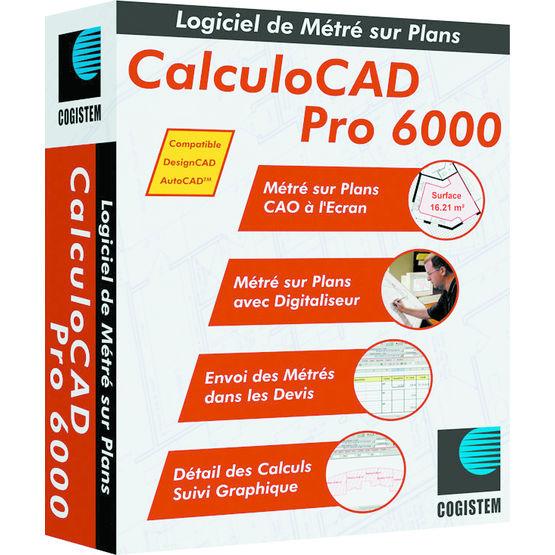Calculocad Pro 6000