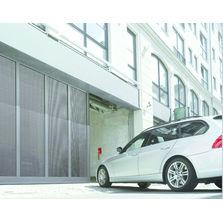 Porte coulissante de garage produits du btp - Encombrement porte coulissante ...