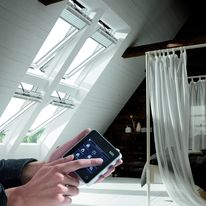 Fen tres de toit transformables en balcon verri re for Fenetre quadruple vitrage