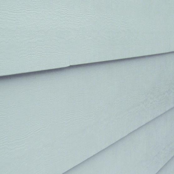 Bardage pvc composite d 39 aspect bois profialis for Clin pvc exterieur