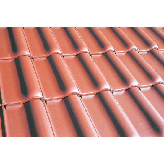 Tuile pour r novation de toitures faible pente erlus for Prix pour rehausser une toiture