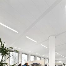Knauf amf fabricant de plafonds suspendus fournisseur btp - Plafonds suspendus dalles decoratives ...
