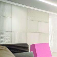 Rev tements naturels tissus et molletons produits du btp - Revetement mural acoustique absorption ...