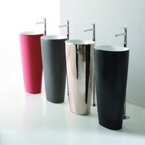 Lavabo sans trop plein | Cover free-standing collection AltheaCeramica
