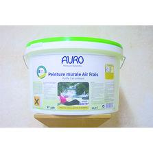 Auro peintures naturelles fabricant de peintures fournisseur btp - Peinture sans cov ...