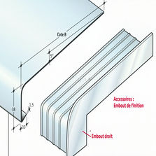 lucarnes encadrements linteaux appuis pr fabriqu s. Black Bedroom Furniture Sets. Home Design Ideas