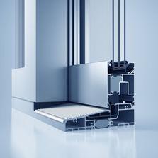 Porte Coulissante Produits Du BTP - Porte placard coulissante et porte interieur thermique