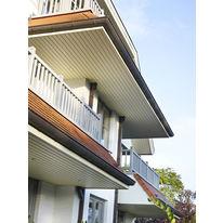 Habillage en PVC pour rives et sous-toiture | Profilés sous-face