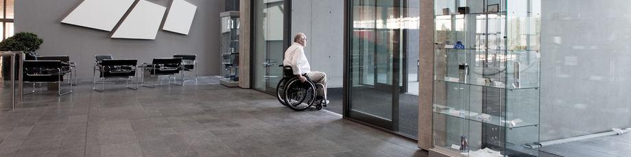 Accessibilité dans les ERP et gestion centralisée de bâtiment