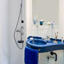 Salles de bains saunas et hammams pr fabriqu s produits du btp - Salle de bain prefabriquee ...