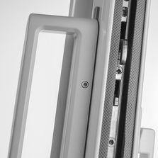 Serrure 3 points produits du btp for Systeme fermeture baie vitree