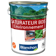 Blanchon fournisseur btp - Saturateur bois exterieur ...