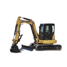 Mini pelle CAT 1t à 8t Caterpillar à flèche orientable | 305.5E2 CR