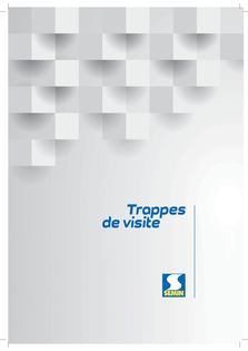 Catalogue Trappes de Visite