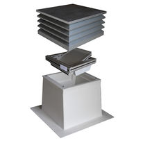 Dispositif de ventilation pour construction neuve | TF (Thermo Flap)