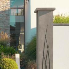 accessoires pour portails produits du btp. Black Bedroom Furniture Sets. Home Design Ideas