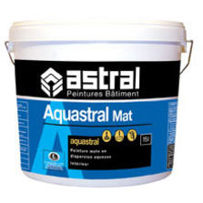 Peintures thixotropes d'aspect mat, satiné ou semi-brillant | Aquastral Mat / Satin / Semi-brillant