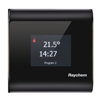 Thermostat programmable à écran tactile