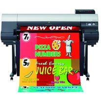 Solutions d'impression grand format 44'' pour points de vente, affiches et posters