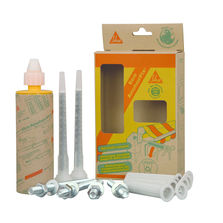 Kit de scellement chimique bicomposant | Sika Eco Anchorfix