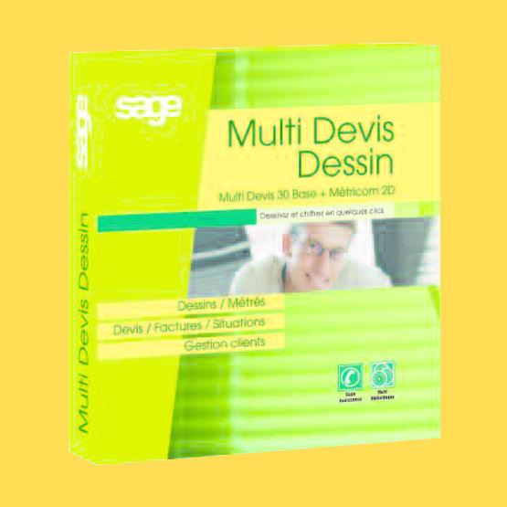 Sage 30 Multi Devis Dessin