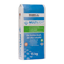 Mortier-colle multifonction | Multilight
