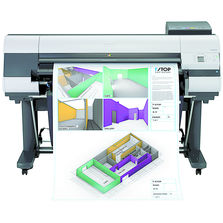 Solutions d'impression grand format 44'' pour CAO/SIG, affiches et production | Canon imagePROGRAF iPF830