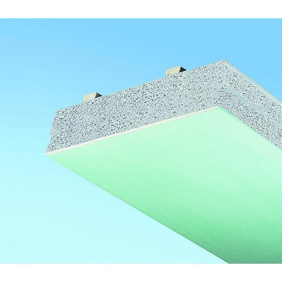 Panneau d 39 isolation pour toiture parement fini knauf for Fabricant panneau publicitaire exterieur