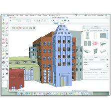 Logiciel de rendu 3d produits du btp for Logiciel maquette 3d