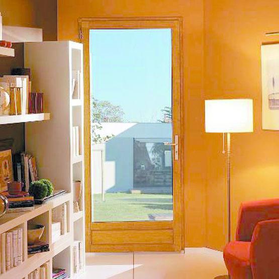 Fen tres et portes fen tres en movingui jaune ou rouge - Millet portes et fenetres ...