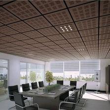 Faux plafonds suspendus produits du btp page 2 for Faux plafond perfore