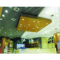 Grilles de faux plafond en aluminium ou pvc grilles for Faux plafond resille